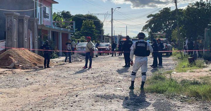 Comando armado asesina a cuatro en Cosoleacaque