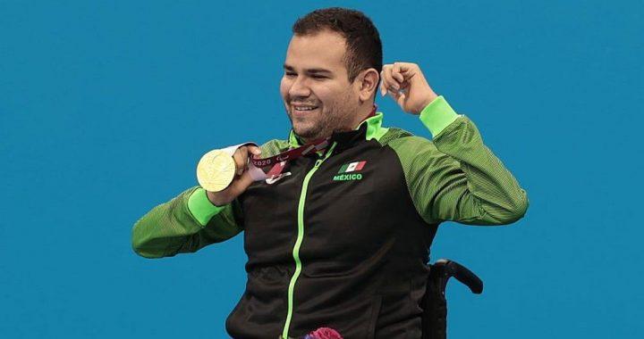 Diego López gana el PED; es multimedallista paralímpico