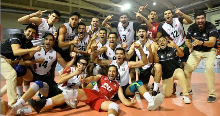 México se proclama campeón de la Copa Panamericana de Voleibol