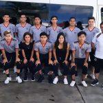 Viajan con todas las ilusiones por Veracruz