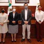 Felicitó Gobernador al Poder Judicial por rescatar sus finanzas